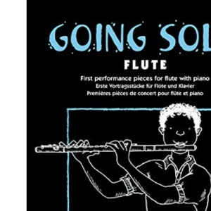 Going Solo: (Flute and Piano)
