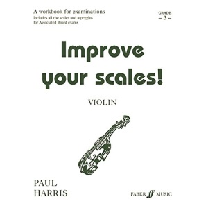 Know Your Scales: Grade 3 Violin