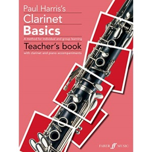 Clarinet Basics: Teacher's Book (Basics Tutor Series)