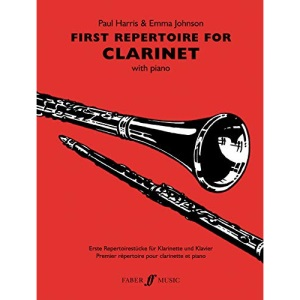 First Repertoire: (clarinet and Piano) (Faber Edition)