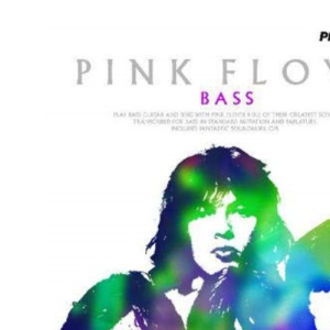 Pink Floyd: Authentic Bass Playalong (Bass/CD)