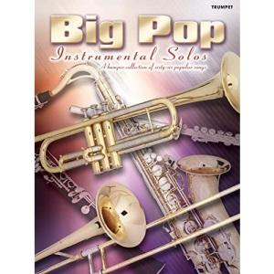 Big Pop Instrumental Solos (Trumpet with Piano) (Faber Edition)