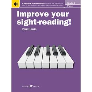 Improve your sight-reading! Piano Grade 4