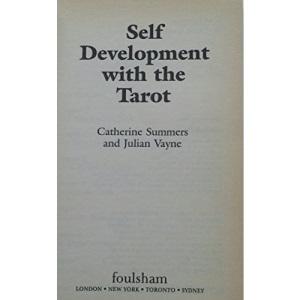 Self Development with the Tarot (Foulsham know how)
