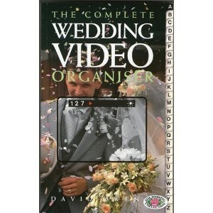 The Complete Wedding Video Organiser