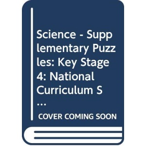 Science - Supplementary Puzzles: Key Stage 4: National Curriculum Science Puzzle Aids