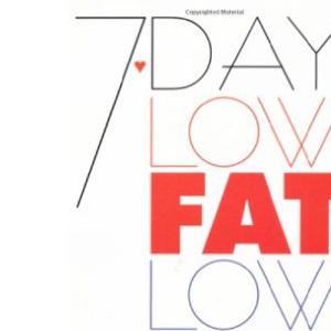 7-day Low Fat, Low-salt Diet Plan