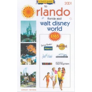 Brits Guide to Orlando and Walt Disney World 2001
