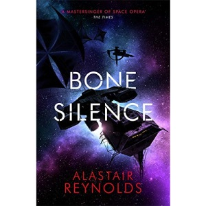 Bone Silence: The thirt book of Revenger