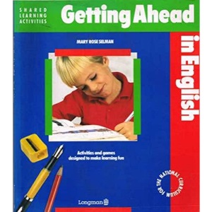 Getting Ahead in English (Shared learning activities)