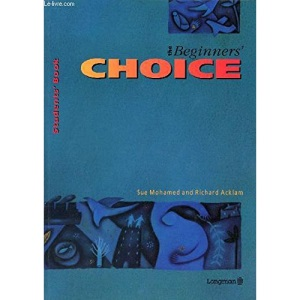 Beginners' Choice, The Students' Book