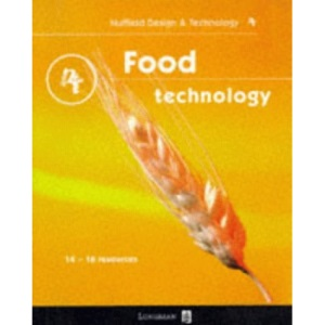 NDT:KS4 Food Technology Student's Bk Keystage 4 (NUFFIELD DESIGN AND TECHNOLOGY)