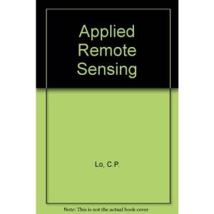 Applied Remote Sensing