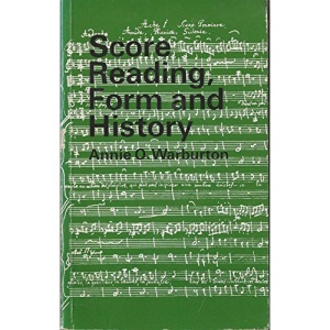 Score reading, form and history: A graded music course for schools, Book IV: Bk. 4