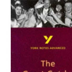York Notes on F.Scott Fitzgerald's Great Gatsby (York Notes Advanced)