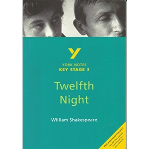 York Notes on Twelfth Night (York Notes Key Stage 3)