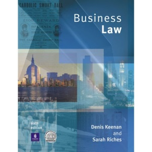 Business Law, 6th Ed.