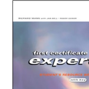 First Certificate Expert Student Resource Book with Key: Workbook with Key