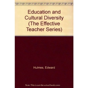 Education and Cultural Diversity (The effective teacher)