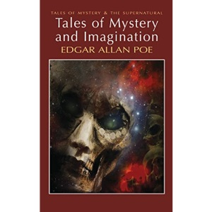 Tales of Mystery and Imagination (Simple English)
