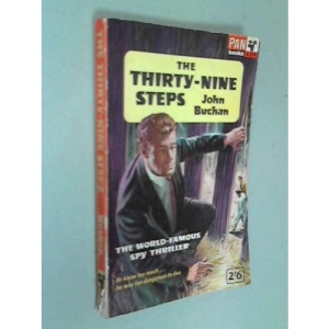 The Thirty-nine Steps (Structural Readers)