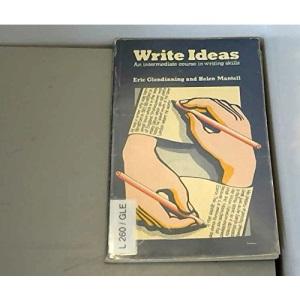 Write Ideas: An Intermediate Course in Writing Skills