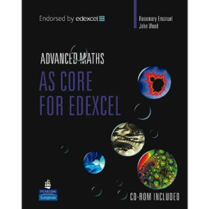 AS Core Maths for Edexcel (A Level Maths)