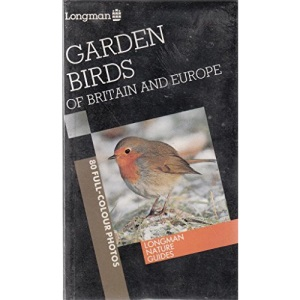 Garden Birds of Britain and Europe (Nature Guides)