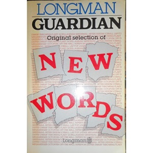 Longman Guardian Original Selection of New Words