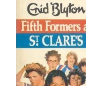 Fifth Formers of St.Clare's (Dragon Books)