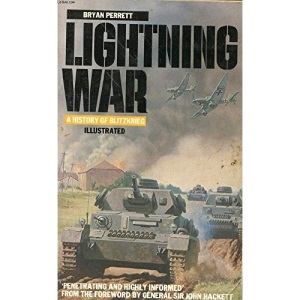 Lightning War: History of Blitzkrieg (Panther Books)