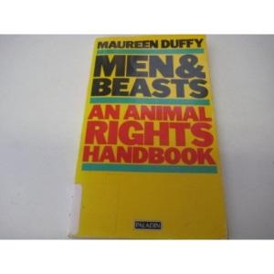 Men and Beasts: Animal Rights Handbook (Paladin Books)