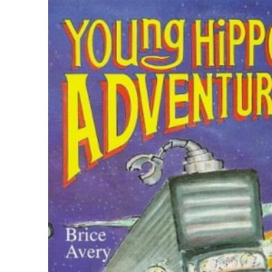 The Switch on the Back of the Moon (Young Hippo Adventure)