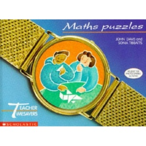 Maths Puzzles (Teacher Timesavers)