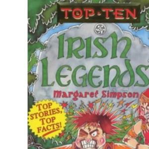 Top Ten Irish Legends