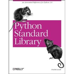 Python Standard Library (Nutshell Handbooks)