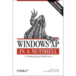 Windows XP in a Nutshell, Second Edition