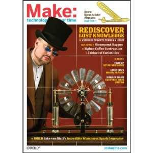 Make: Technology on Your Time Volume 17: v. 17