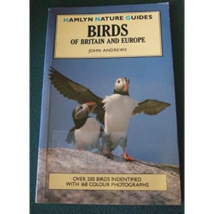 Birds of Britain and Europe (Hamlyn Nature Guides)