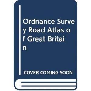 OS ROAD ATLAS OF GB softback