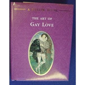 Art of Gay Love (Pillow Books)
