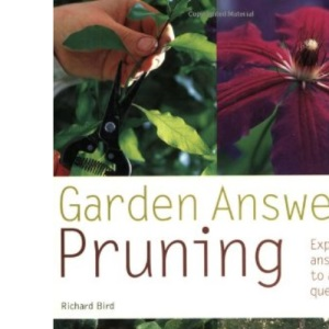 Pruning (Garden Answers)