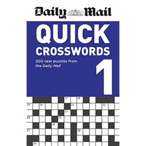 Daily Mail Quick Crosswords Volume 1 (The Daily Mail Puzzle Books)