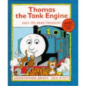 Thomas Easy-to-read Treasury: v. 1 (Thomas the Tank Engine)