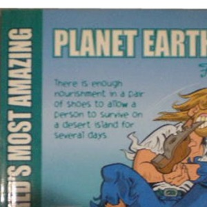 The World's Most Amazing...: Planet Earth Facts - For Kids