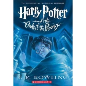 Harry Potter and the Order of the Phoenix (Harry Potter (Pb))