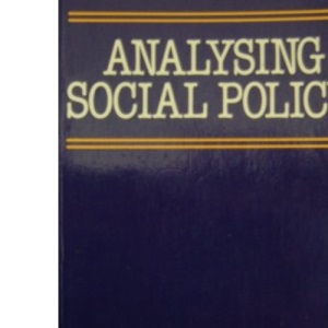 Analysing Social Policy