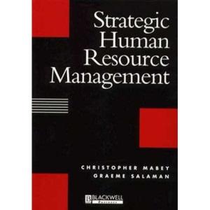 Strategic Human Resource Management (Human Resource Action US)