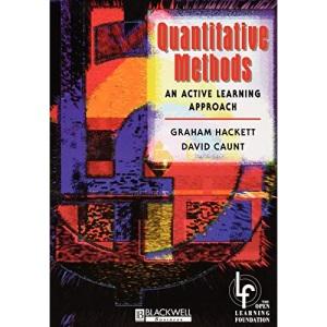 Quantitative Methods (Open Learning Foundation)
