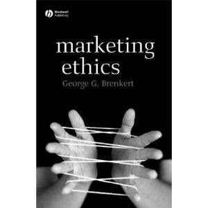Marketing Ethics (Foundations of Business Ethics)